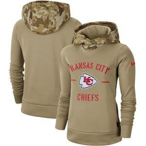 Women's Kansas City Chiefs Pullover Hoodie